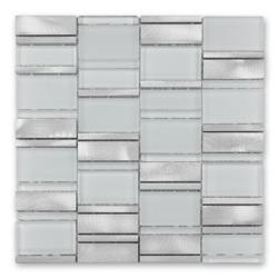 Bärwolf GL-14013 mozaika szklana / metalowa 29,8 x 29,8 cm