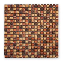 Bärwolf GL-2489 mozaika szklana / marmurowa 29,8 x 29,8 cm