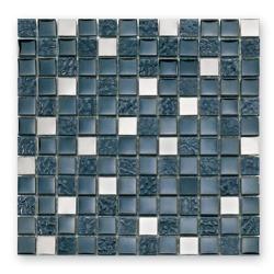 Bärwolf GL-2496 mozaika szklano - marmurowa 29,8 x 29,8 cm