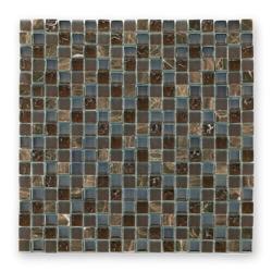 Bärwolf GL-2497 mozaika szklano - marmurowa 29,8 x 29,8 cm