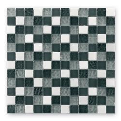 Bärwolf GL-2500 mozaika szklana / marmurowa 29,8 x 29,8 cm
