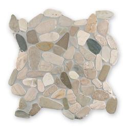 Bärwolf PMG-0006 mozaika z kamieni szlifowanych 30 x 30 cm