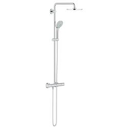 Grohe Euphoria XXL 210 - system prysznicowy z baterią termostatyczną