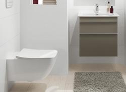 Villeroy & Boch Venticello - miska WC bezkołnierzowa, podwieszana