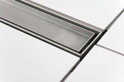Wiper PGC Line - kompletny odpływ liniowy 70 cm